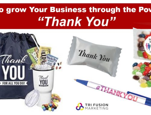 "How to grow Your Business through the Power of ""Thank You"""