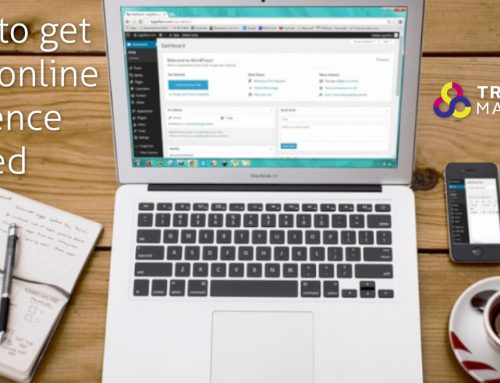 How to get your online presence started