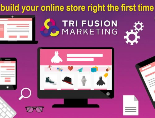 How to build your online store right the first time