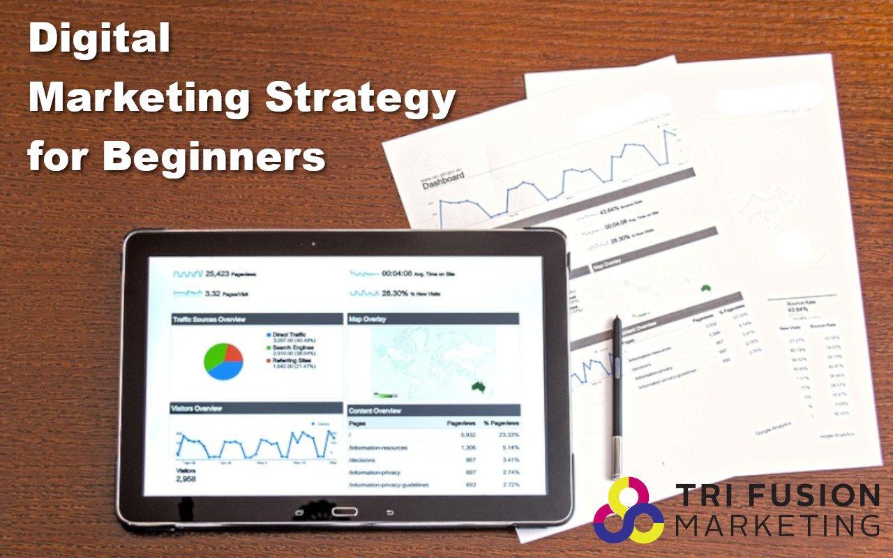 Digital Marketing Strategy for Beginners