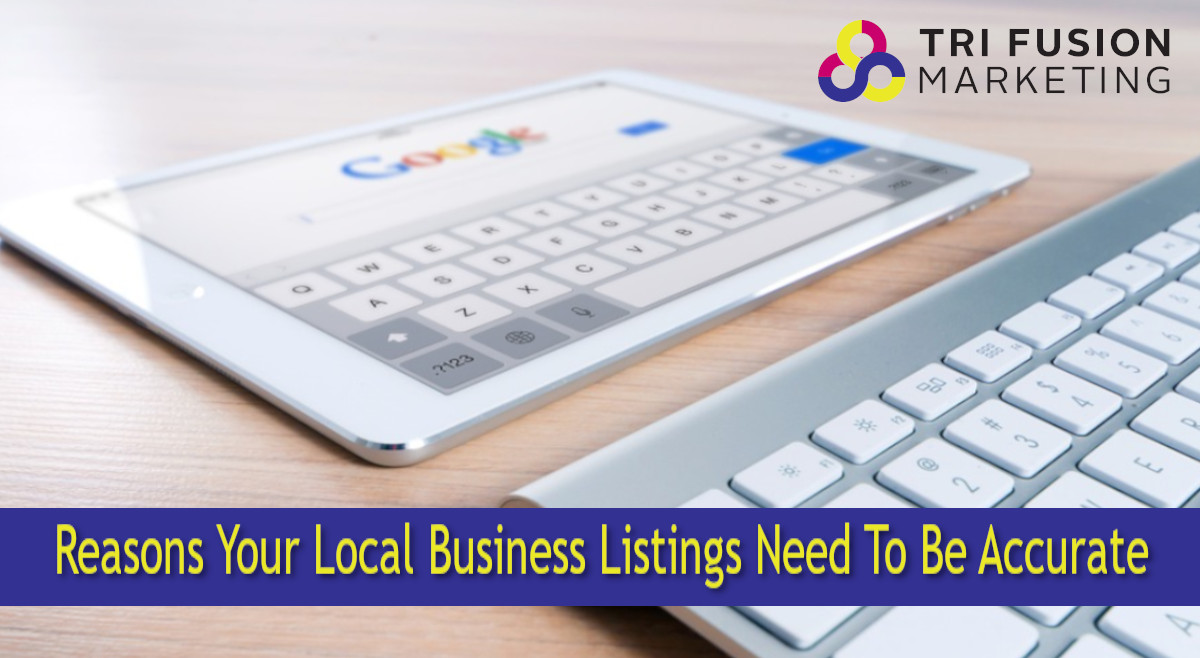 Reasons Your Local Business Listings Need To Be Accurate